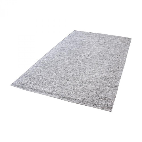 Home Decor By Dimond Alena Handmade Cotton Rug In Black And White - 5 8905-002