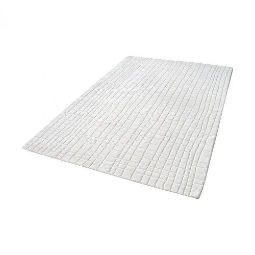 Home Decor By Dimond Blockhill Handwoven Wool Rug In Cream - 3ft x 5f 8905-220