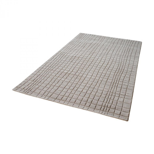 Home Decor By Dimond Blockhill Handwoven Wool Rug In Chelsea Grey - 3 8905-230