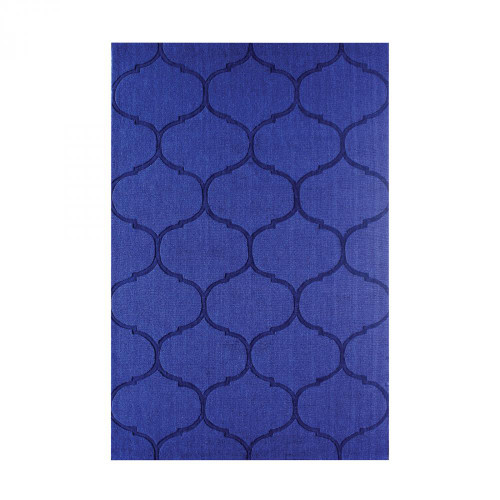 Home Decor By Dimond Dash Handwoven Wool Rug 16x16 8905-344