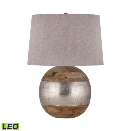 Lamps By Dimond German Silver LED Table Lamp 8983-020-LED