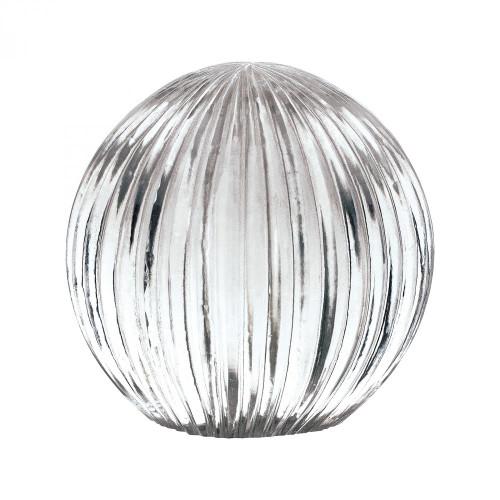 Home Decor By Dimond Ribbed Glass Globe 8985-063