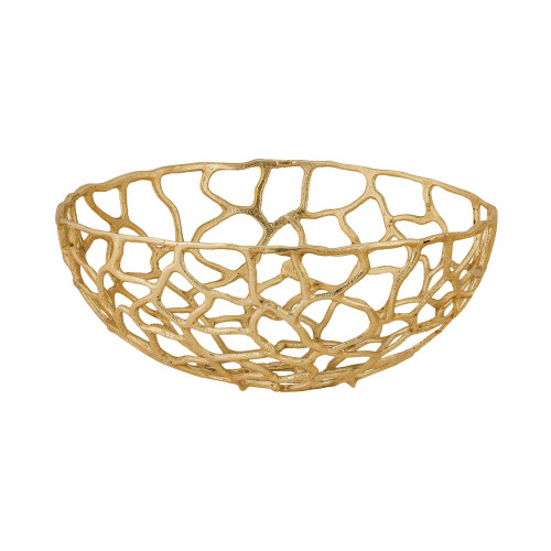 Home Decor By Dimond Large Free Form Bowl 8990-006