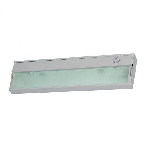 Wall Lights By Elk Cornerstone Aurora 1 Light Under Cabinet Light In Stainless Steel A109UC/27