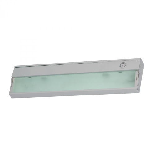 Wall Lights By Elk Cornerstone Aurora 2 Light Under Cabinet Light In Stainless Steel A117UC/27
