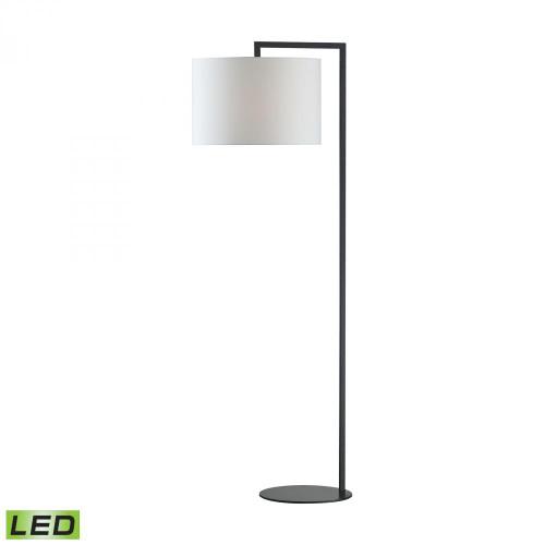 Lamps By Dimond Bronze Stem LED Floor Lamp D2729-LED