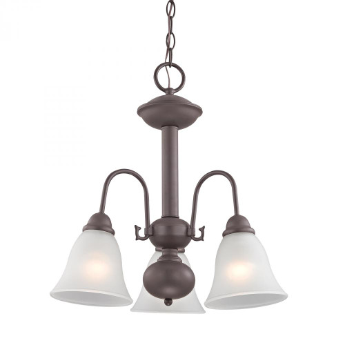 Chandeliers By Elk Cornerstone Bellingham 3 Light Chandelier In Oil Rubbed Bronze 1903CH/10