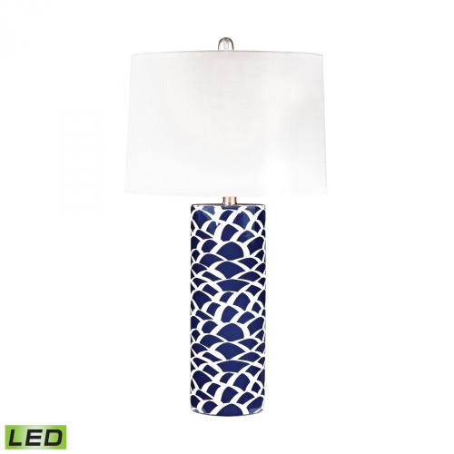 Lamps By Dimond Scale Sketch LED Table Lamp D2792-LED