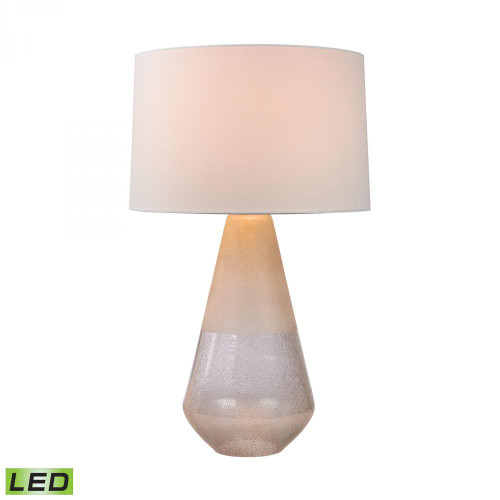 Lamps By Dimond Two Tone Glass LED Table Lamp D2872-LED