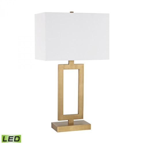 Lamps By Dimond Dromos LED Table Lamp D3124-LED