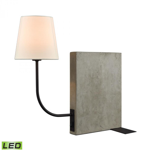 Lamps By Dimond Sector Shelf Sitting LED Table Lamp D3206-LED
