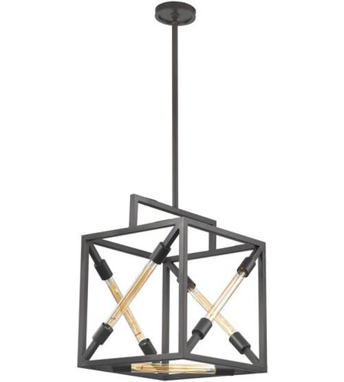 Chandeliers/Pendant Lights By Dimond Box Tube Pendant D3207