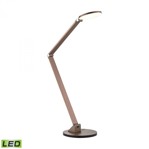 Lamps By Dimond Mono Disc Elbow Desk Lamp DLL300-95-85
