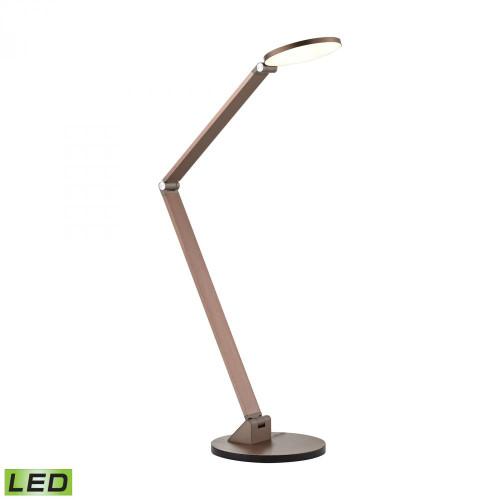 Lamps By Dimond Mono Disc Elbow Desk Lamp DLL300-95-85