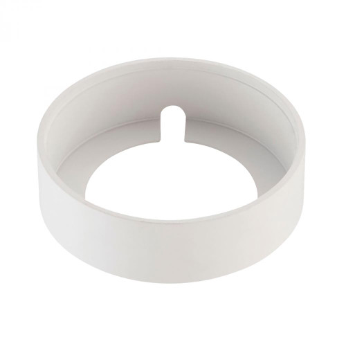 Ceiling Lights/Recessed Lighting By Elk Cornerstone Alpha Collection Surface Mount Collar In White A731DL/40