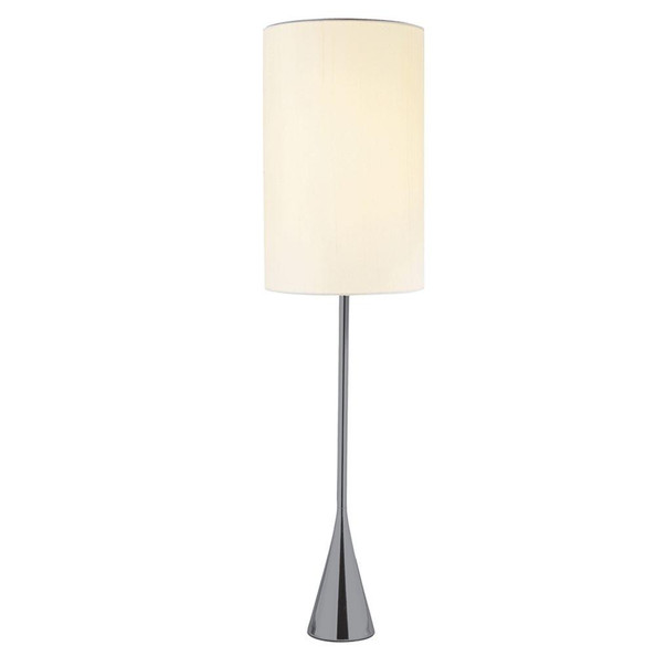 Lamps By Adesso Bella Table Lamp in Nickel 4028-01