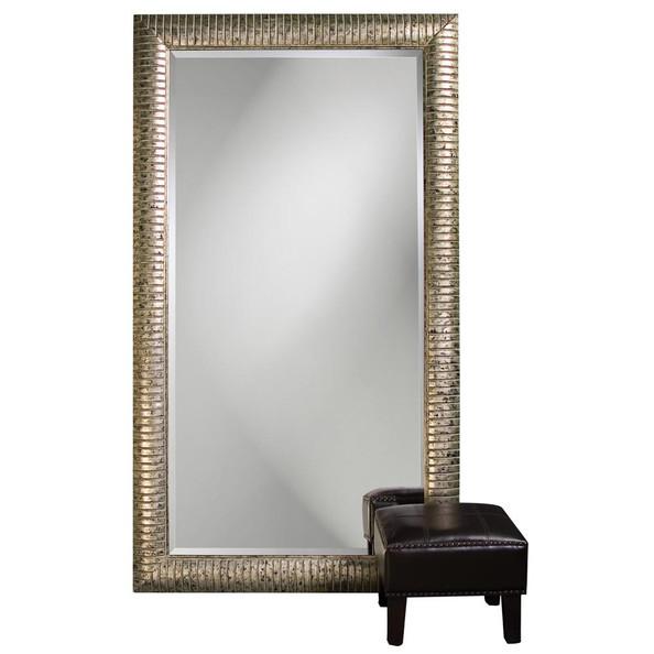 Daniel Silver Leaner Mirror-5198 by Howard Elliott Home Goods