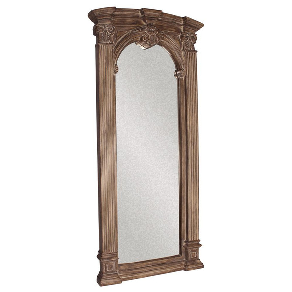 Bonjour Learner Mirror-43118 by Howard Elliott Home Goods