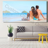 panoramic aluminium prints