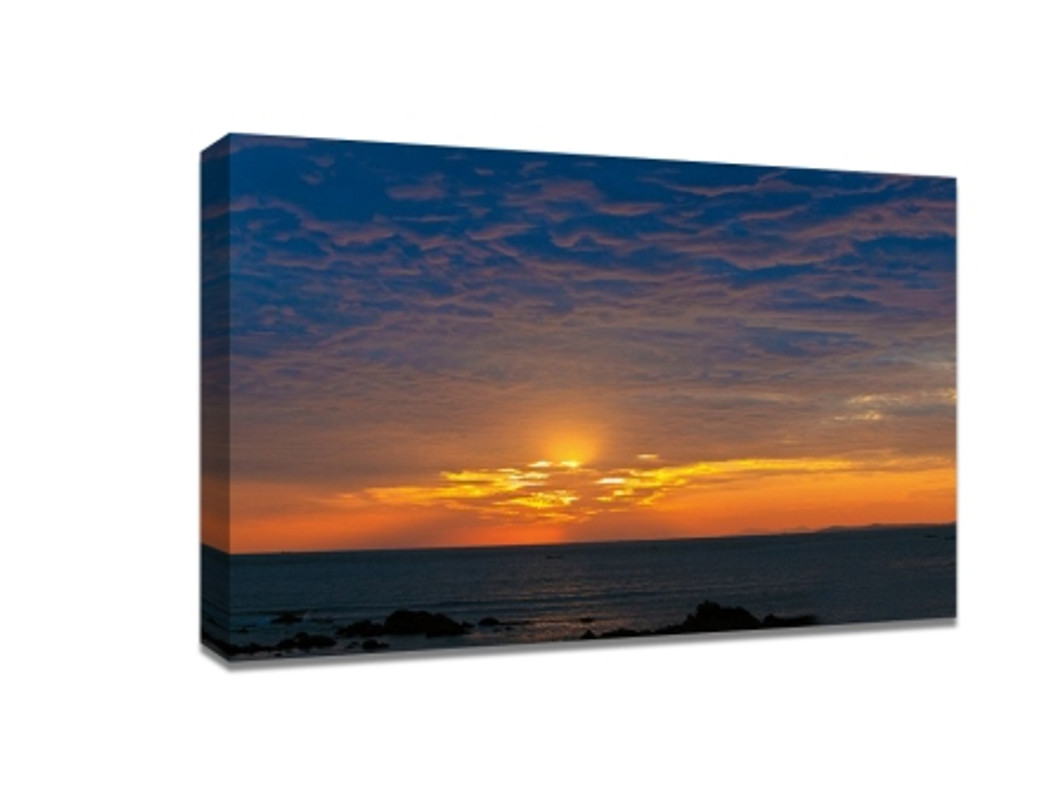 Capture the beautiful colors of the sky at sunrise and sunset