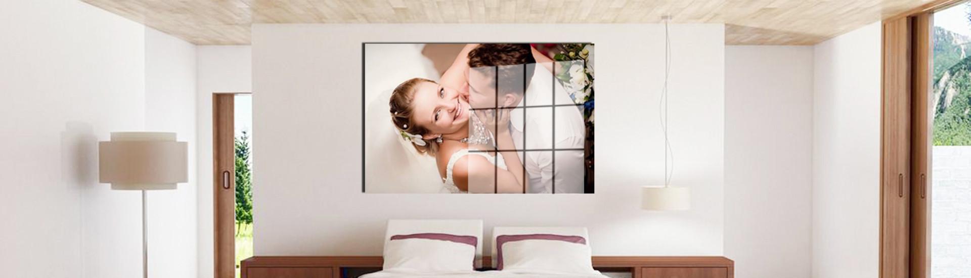 photos on canvas
