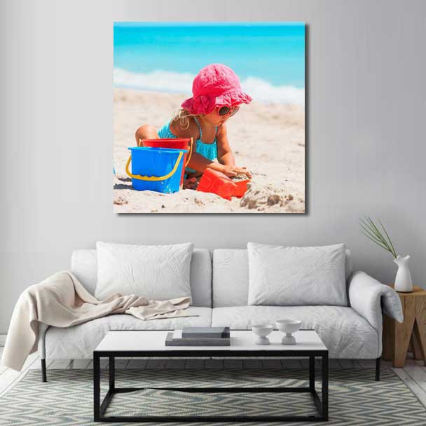 Make canvas prints