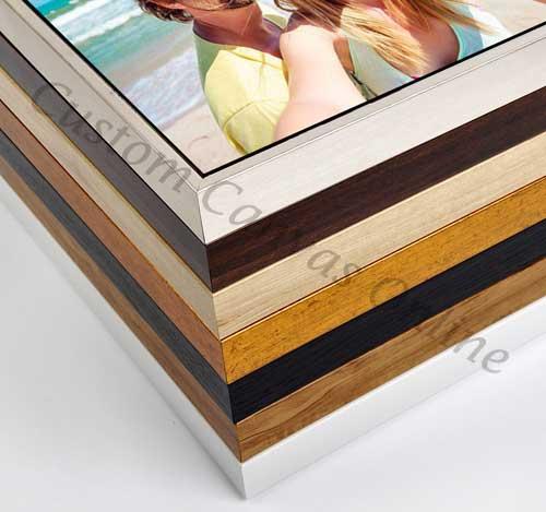 canvas floater frames wholesale