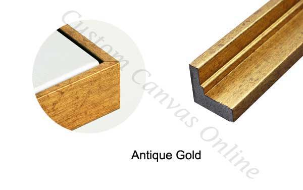 antique-gold-floating-frame