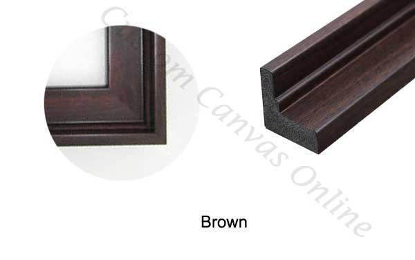 brown-floating-frame