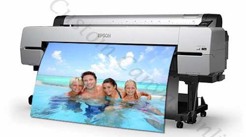 Epson high definition printer