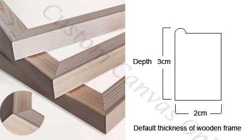 stronger wood frame