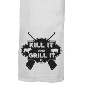 Kill It & Grill It Towel
