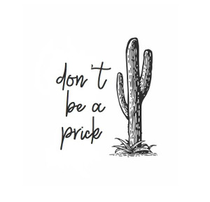 Magnet: Don't Be a Prick