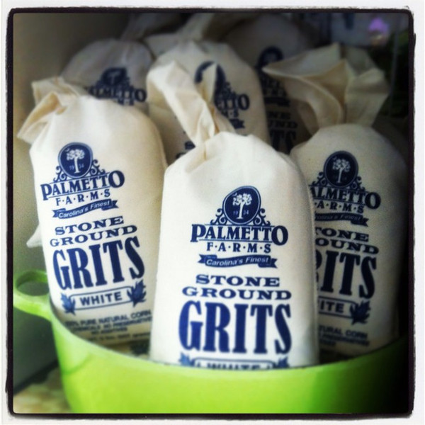 Stone-Ground Grits (White)