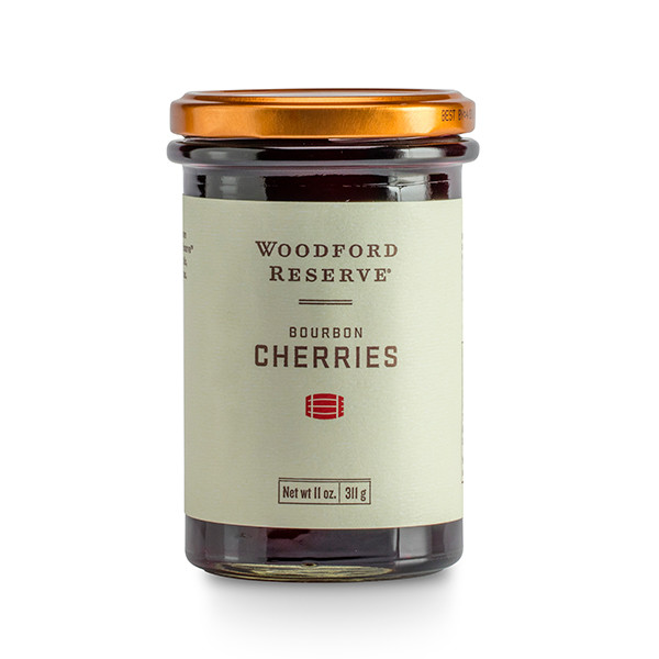 Woodford Reserve Bourbon-Soaked Cherries