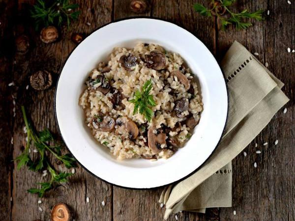 Black Truffle & Mushroom Sauce