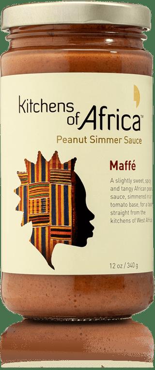 Maffé Peanut Simmer Sauce