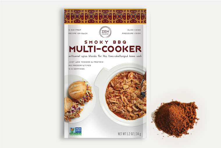 Multi-Cooker Smoky BBQ Spice Blend
