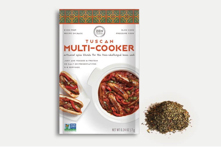 Multi-Cooker Tuscan Spice Blend
