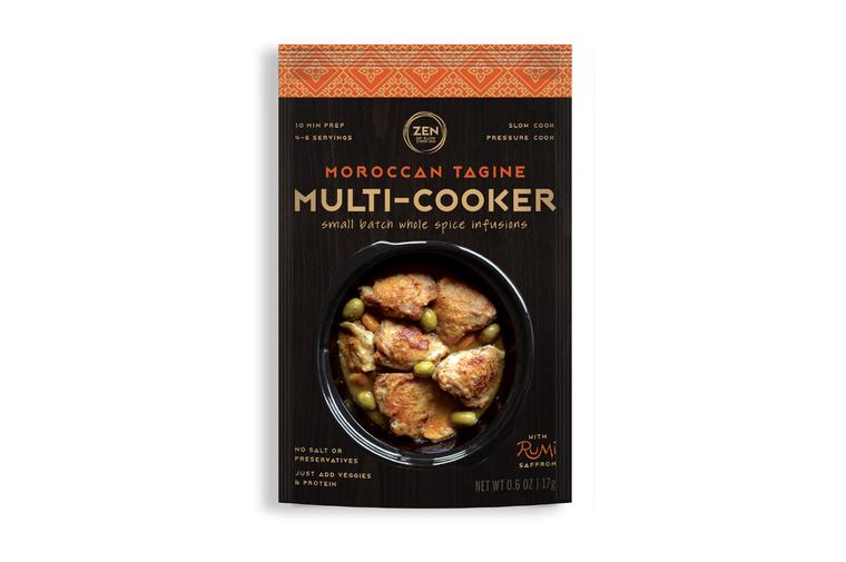 Multi-Cooker Moroccan Tagine Whole Spice Infusion
