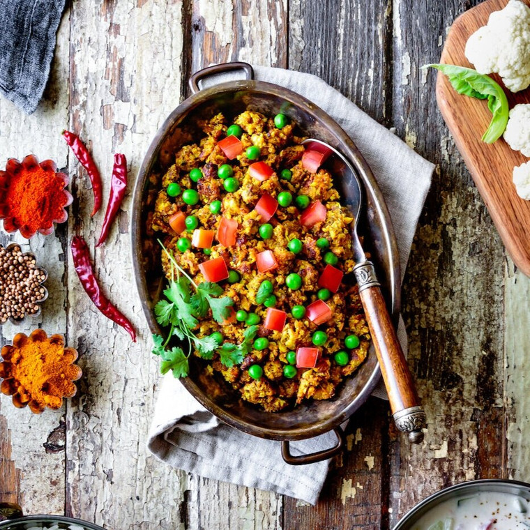 Adda Veggie Protein Mix - Indian Masala
