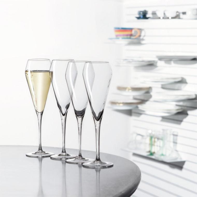Willsberger Champagne Flute - Set/4