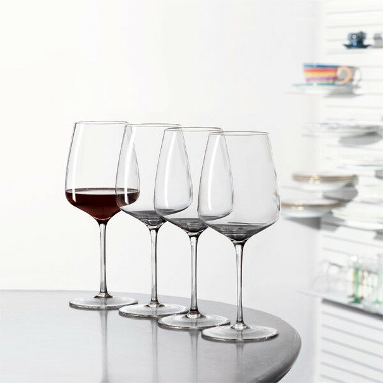 Willsberger Bordeaux Glass - Set/4