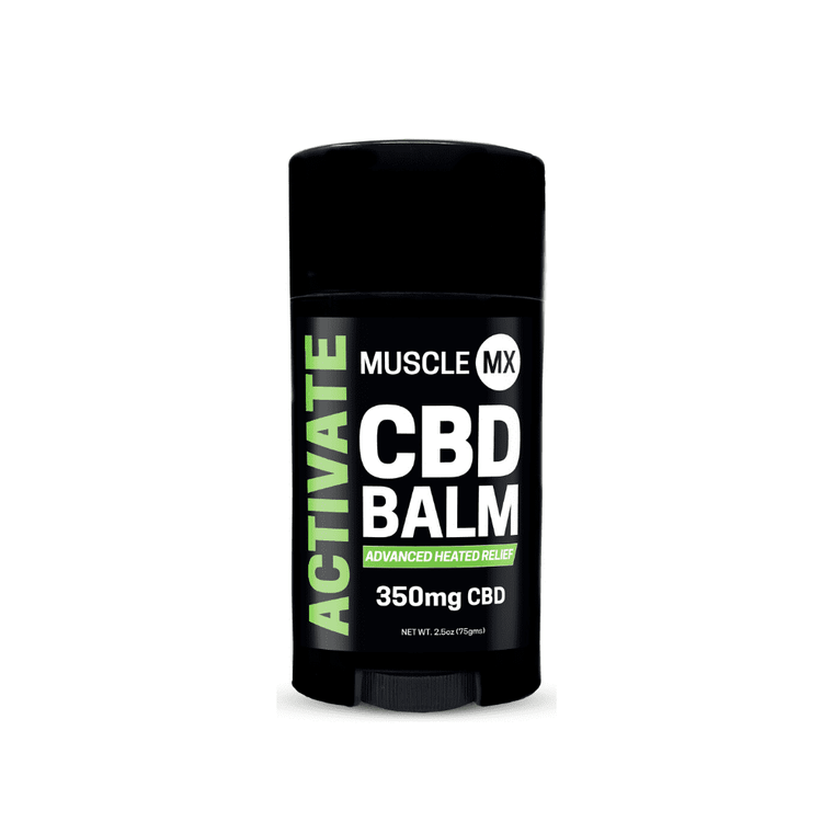 CBD Balm: Activate