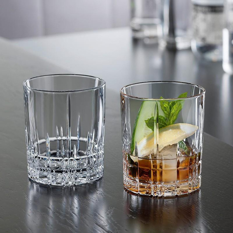 Perfect Double Old Fashioned Glasses - Set/4