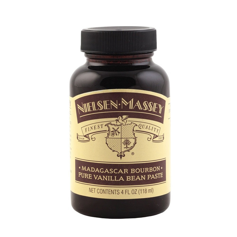 Madagascar Bourbon Pure Vanilla Bean Paste
