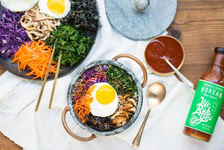 Hot Korean Gochujang