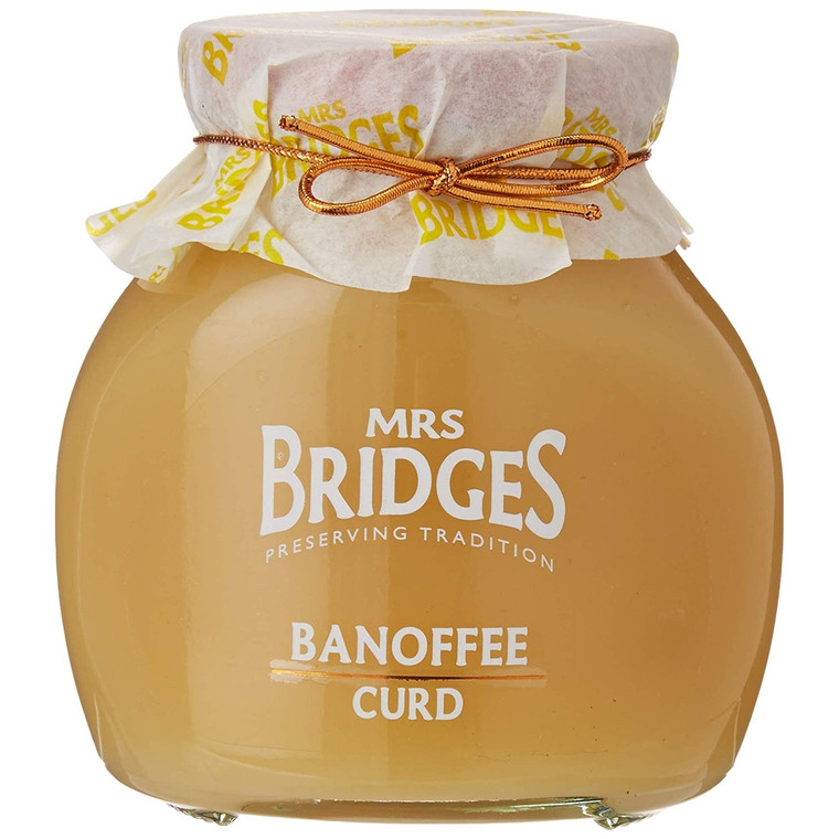 Banoffee Curd