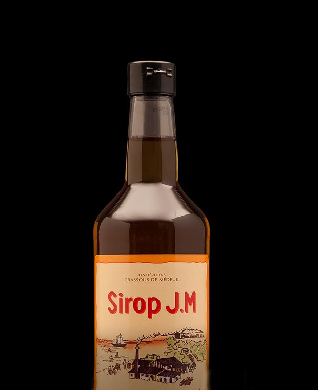 Rhum JM Sirop de Canne - Sugar Cane Syrup