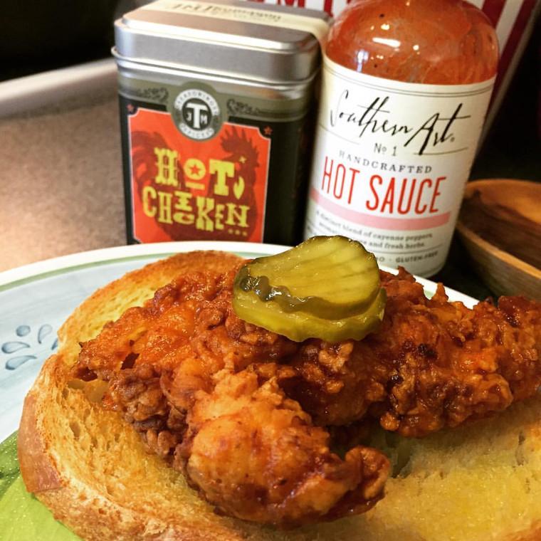 Nashville Hot Chicken Seasoning Blend